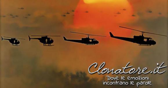 [Su Apocalypse Now] Il mio film non è sul Vietnam… il mio film è il Vietnam.  - Francis Ford Coppola