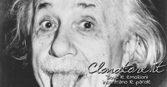 Non cercare di essere un uomo di successo … ma piuttosto un uomo di valore.  - Albert Einstein