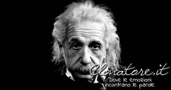 Non ho particolari talenti, sono solo appassionatamente curioso.  - Albert Einstein