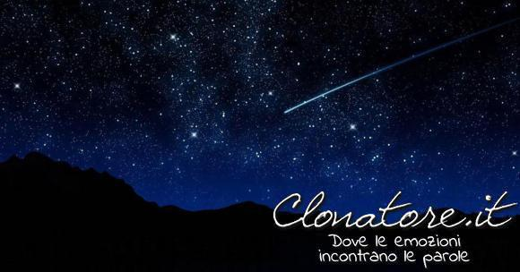 … le stelle sono là, molto al di sopra dei comignoli delle case …  - Robert Baden-Powell